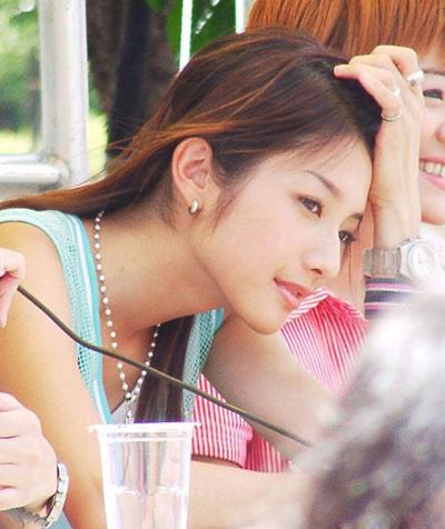台湾人气女星许玮伦写真-4