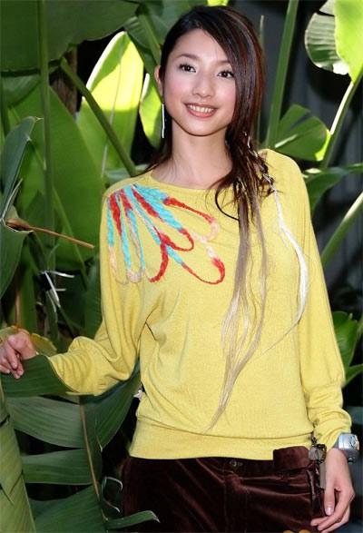 台湾人气女星许玮伦写真-5