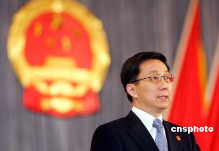 上海12届人大5次会议确定今年GDP增9%以上(图)