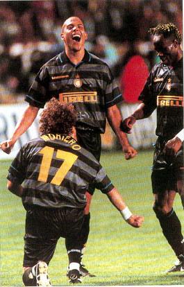 罗纳尔多10大进球