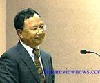 """台湾""""教育部长""""杜正胜"""