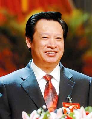 吴新雄当选为江西省人民政府省长(图/简历)