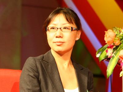 图:搜狐网总编辑于威