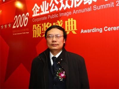 花絮:中国传媒大学公关舆情研究所所长贾品荣
