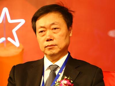 图:海信集团副总裁郭庆存