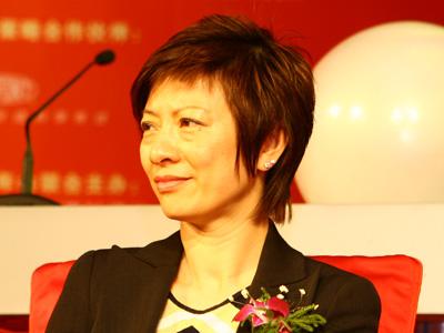 图:诺基亚中国投资有限公司副总裁萧洁云