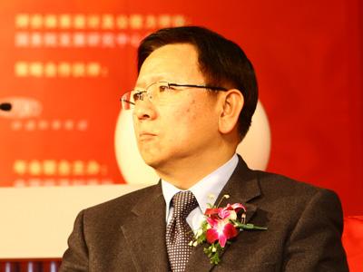 图:福特汽车中国有限公司常务副总裁许国祯