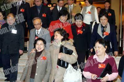 北京市政协十届5次会议增选陈平为市政协副主席