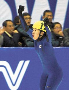 韩国新人王称雄亚冬会 韩媒体赞郑恩珠超越前辈
