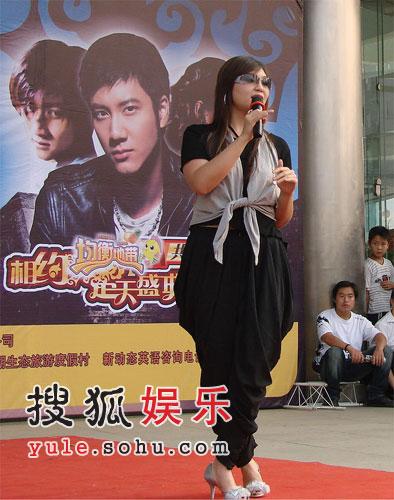 智慧女生刘芮伊受邀网络春晚 将联线全球华人