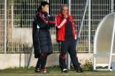 图文:国奥0-0再平马赛 杜伊指挥比赛