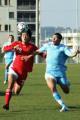 图文:国奥0-0再平马赛 白磊积极拼抢
