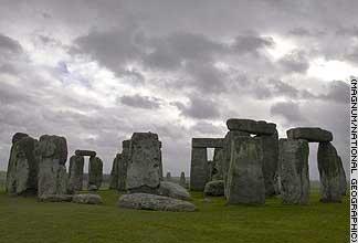 英史前巨石柱建造者部落被发现 距今约五千年(图)