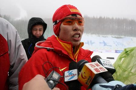 王春丽憾失传统短距离金牌 哈萨克斯坦揽冠亚军