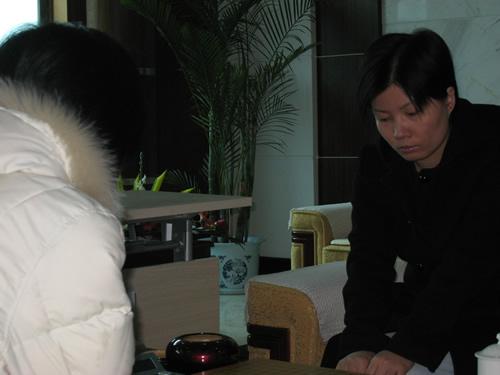 图文:常昊做客搜狐视频聊天 畅谈夺冠感想