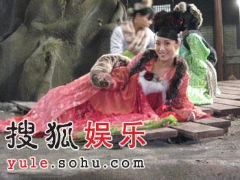 清纯韩晓改戏路 《聊斋奇女子》饰演狐妖(图)