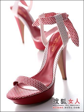 美鞋五款 时髦女郎聪明选