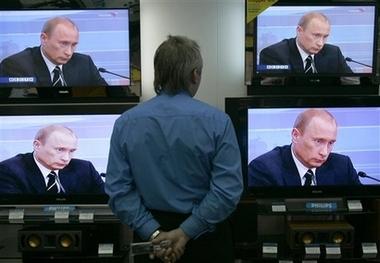 普京称任期满后从事柔道运动 不会离开俄罗斯
