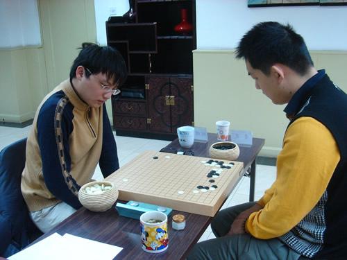 天元赛本赛次轮胡耀宇胜常昊 李喆赢得新锐之争