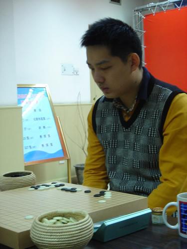 组图:天元赛胡耀宇胜常昊 好调出征LG杯半决赛