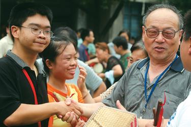 CCTV体坛风云人物候选人(2006年度)-倪震