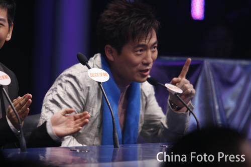 《名声大震》朴树刘璇夺冠 黄健翔声情并茂点评