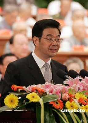 快讯:周强高票当选湖南省人民政府省长(组图)