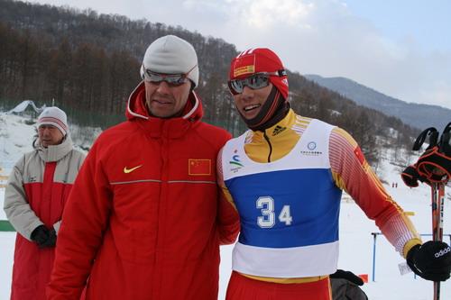 哈萨克收获雪上最后一金 中国队力压韩国获铜牌