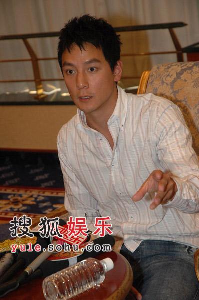 《门徒》率先登陆上海 古天乐吴彦祖同争丑角