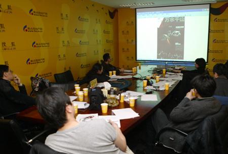 2006中国新锐媒体视觉联盟年度评选今日开评