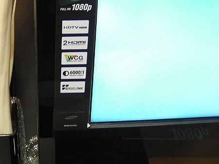 三星LA40F71B液晶电视