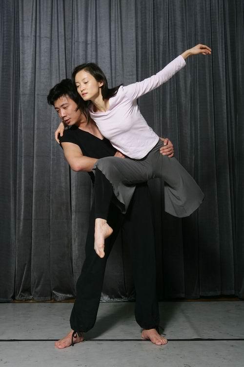 图:现代舞《惊梦—牡丹亭新记》剧照—15