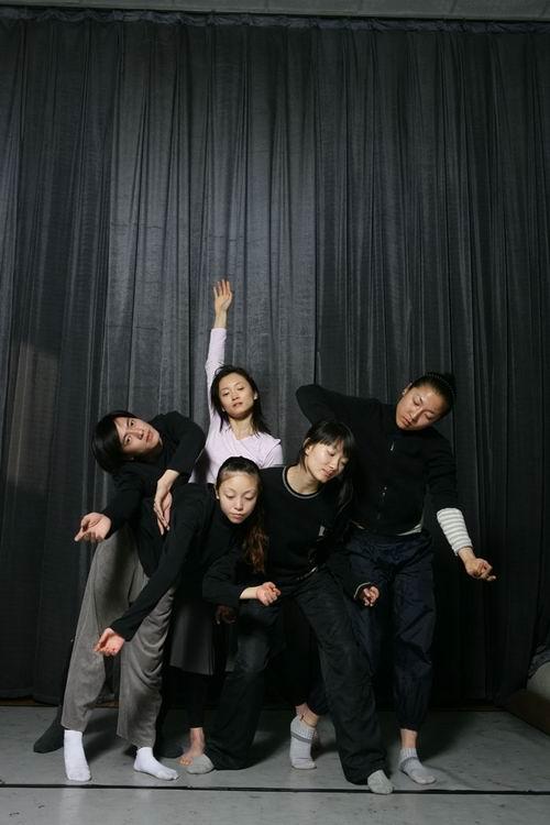 图:现代舞《惊梦—牡丹亭新记》剧照—16