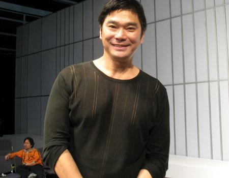 专访:香港著名时装设计师 邓达智(William Tang)