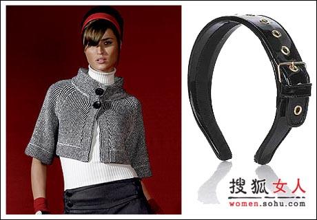 时尚:搭配攻略 全身配饰透经典