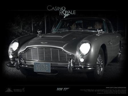 皇家赌场外的风云 007能否拯救福特(图)