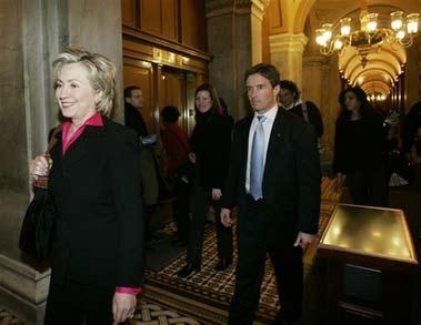 美国共和党议员阻止美参院辩论布什伊拉克政策