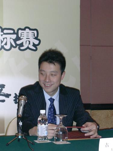 古力想碰依田纪基 韩国团长仍对李昌镐寄予厚望