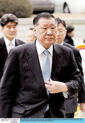 韩国现代集团会长献金丑闻判刑 北京市场未受影响