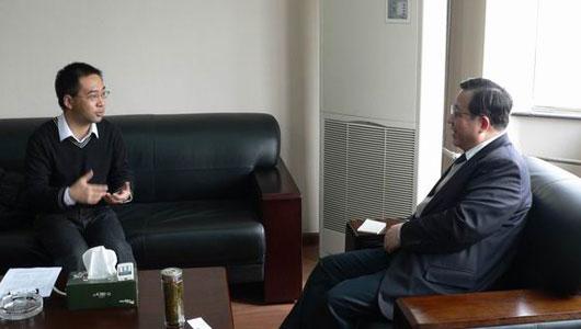 王浩良:自主和合作  两轮驱动南汽发展