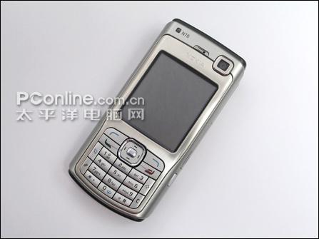 诺基亚手机N70正面