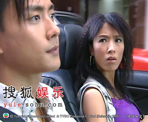 TVB精美剧照欣赏:《赌场风云》