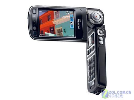 320万像素超强智能 诺基亚N93持续降价
