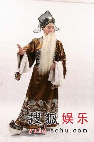 《非常有戏》第四场定妆照曝光 萧蔷助阵(组图)