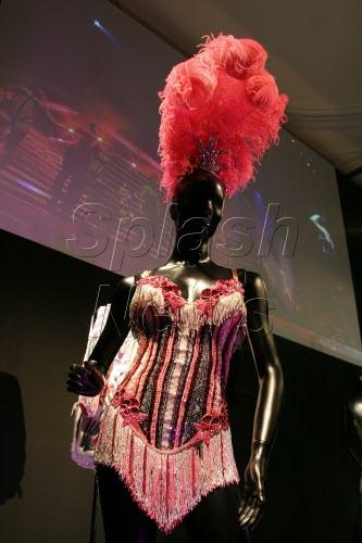 伦敦博物馆为其设展 凯莉米洛出席开幕派对(图)