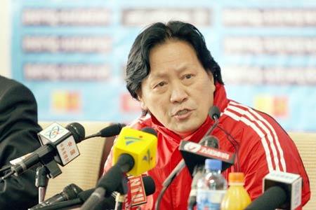 朱广沪作客搜狐聊天室:所有球员都需竞争上岗