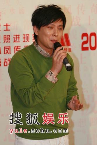 组图:电影频道大片贺新春 张信哲张靓颖助阵