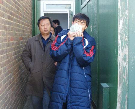 搜狐博友热评国奥队群殴 中国功夫在英国被侮辱