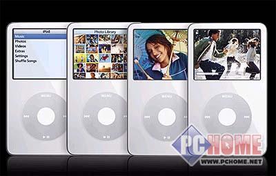 点击查看本文图片 苹果 iPod video 30G - 第六代iPod video破2K 30G版卖1998元