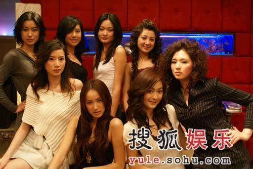 上海模特大赛渐入佳境 丑小鸭期待蜕变天鹅(图)